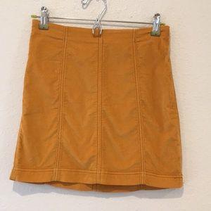 Free People Skirt